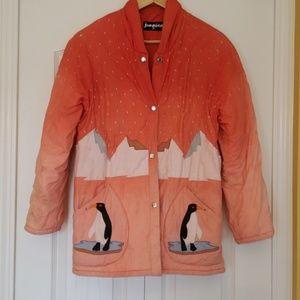 Jackets & Blazers - Vintage Appliqued Jacket